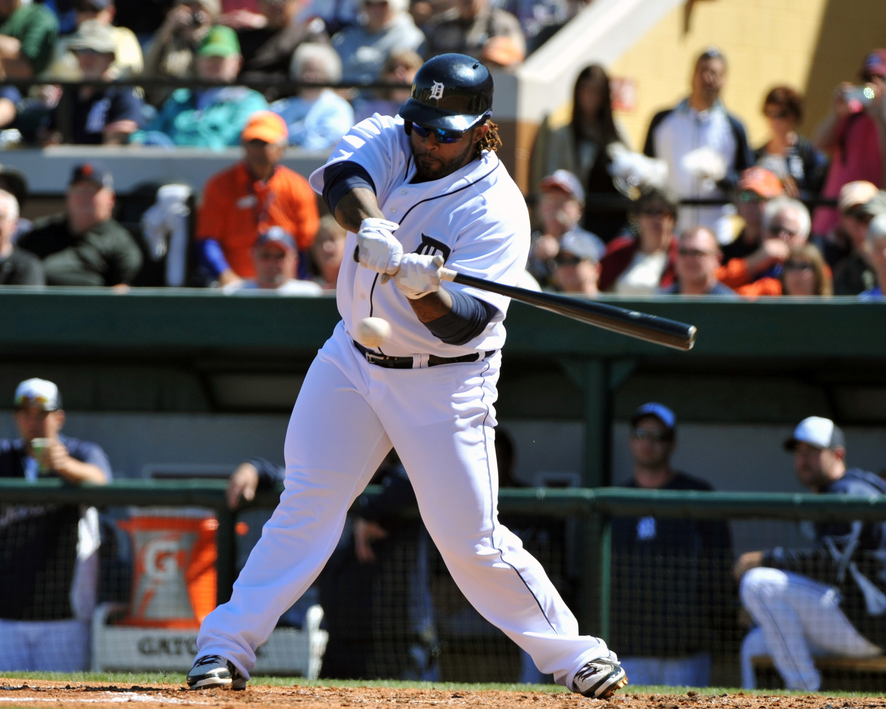 Prince Fielder has previously said he won't play in the World Baseball Classic. (Getty Images)