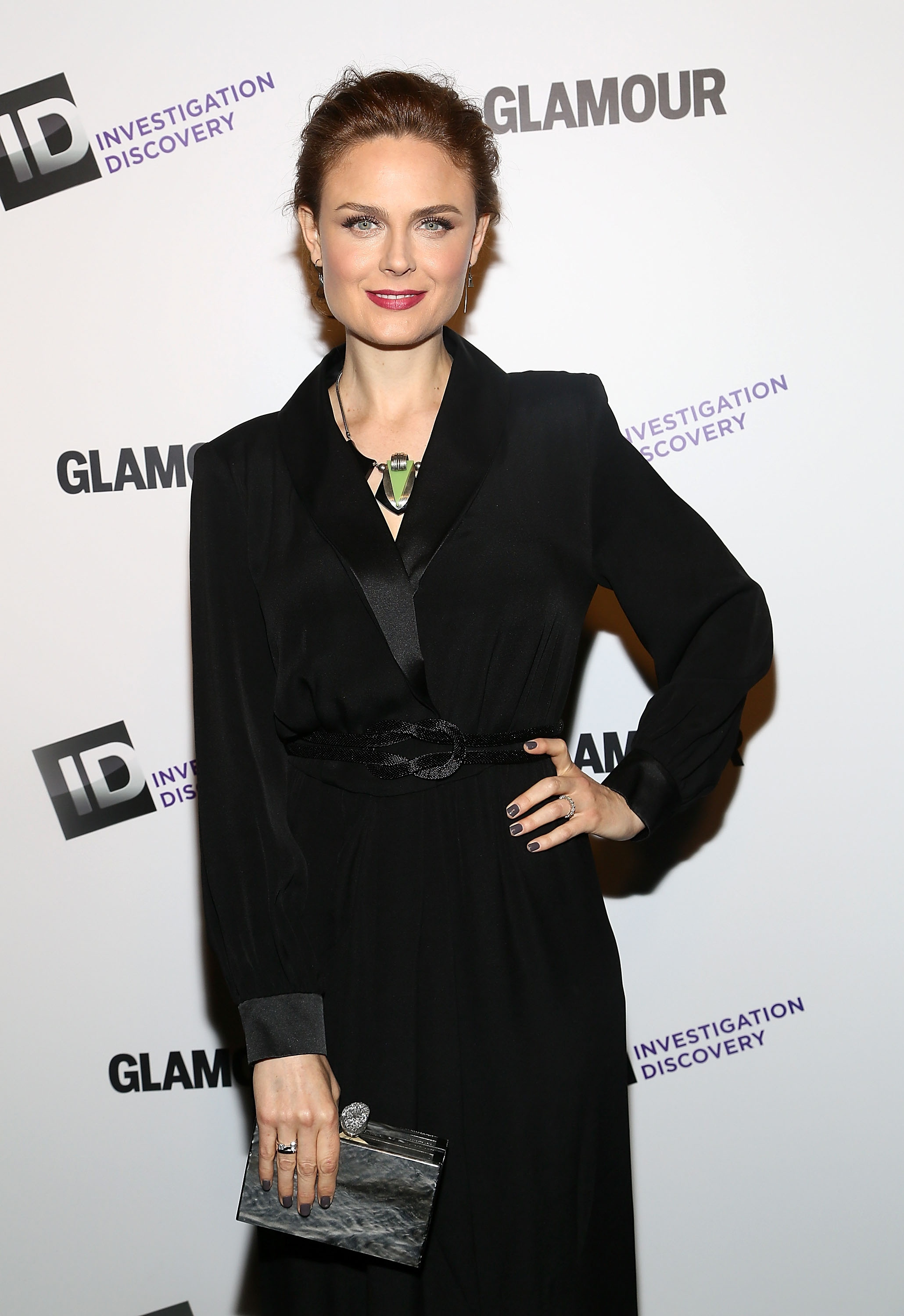 Love or Homicide? 12 Big Questions for Emily Deschanel