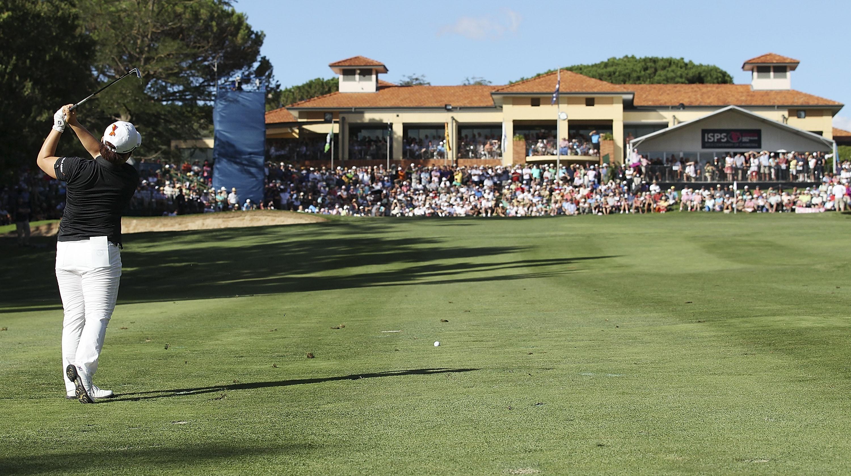 ISPS Handa Australian Open - Day 4