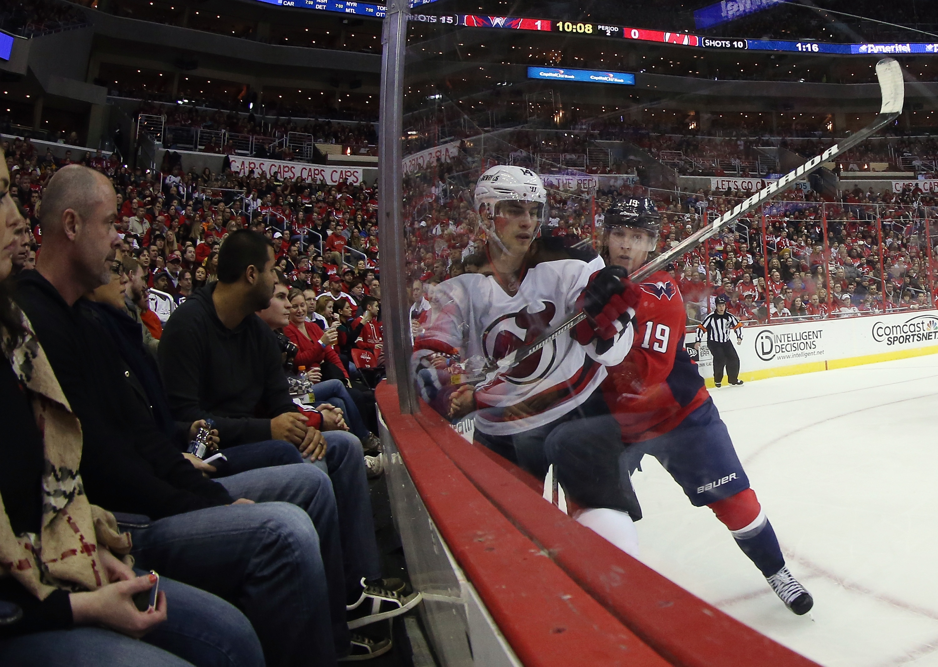 New Jersey Devils v Washington Capitals