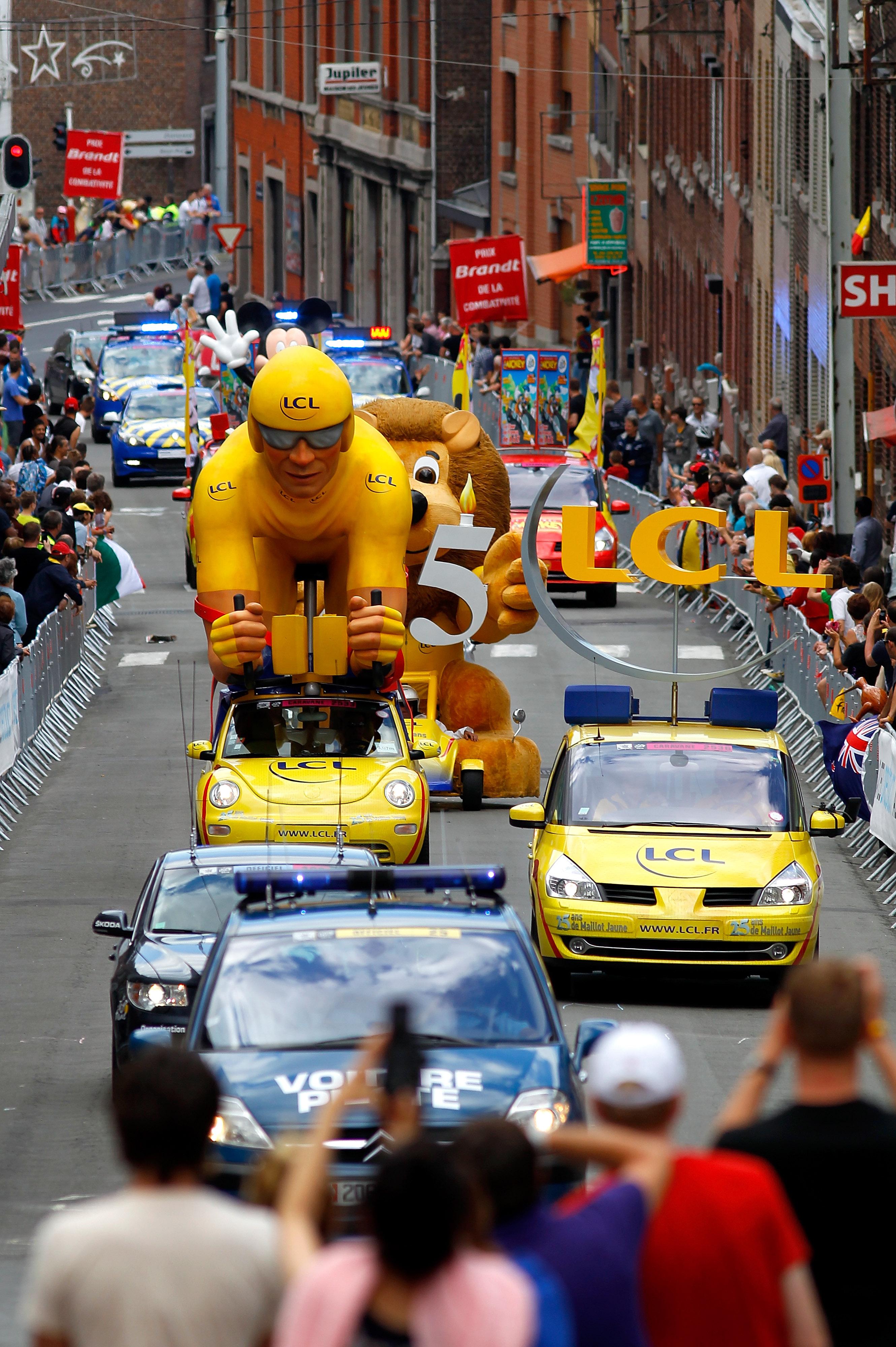 Le Tour de France 2012 - Stage One