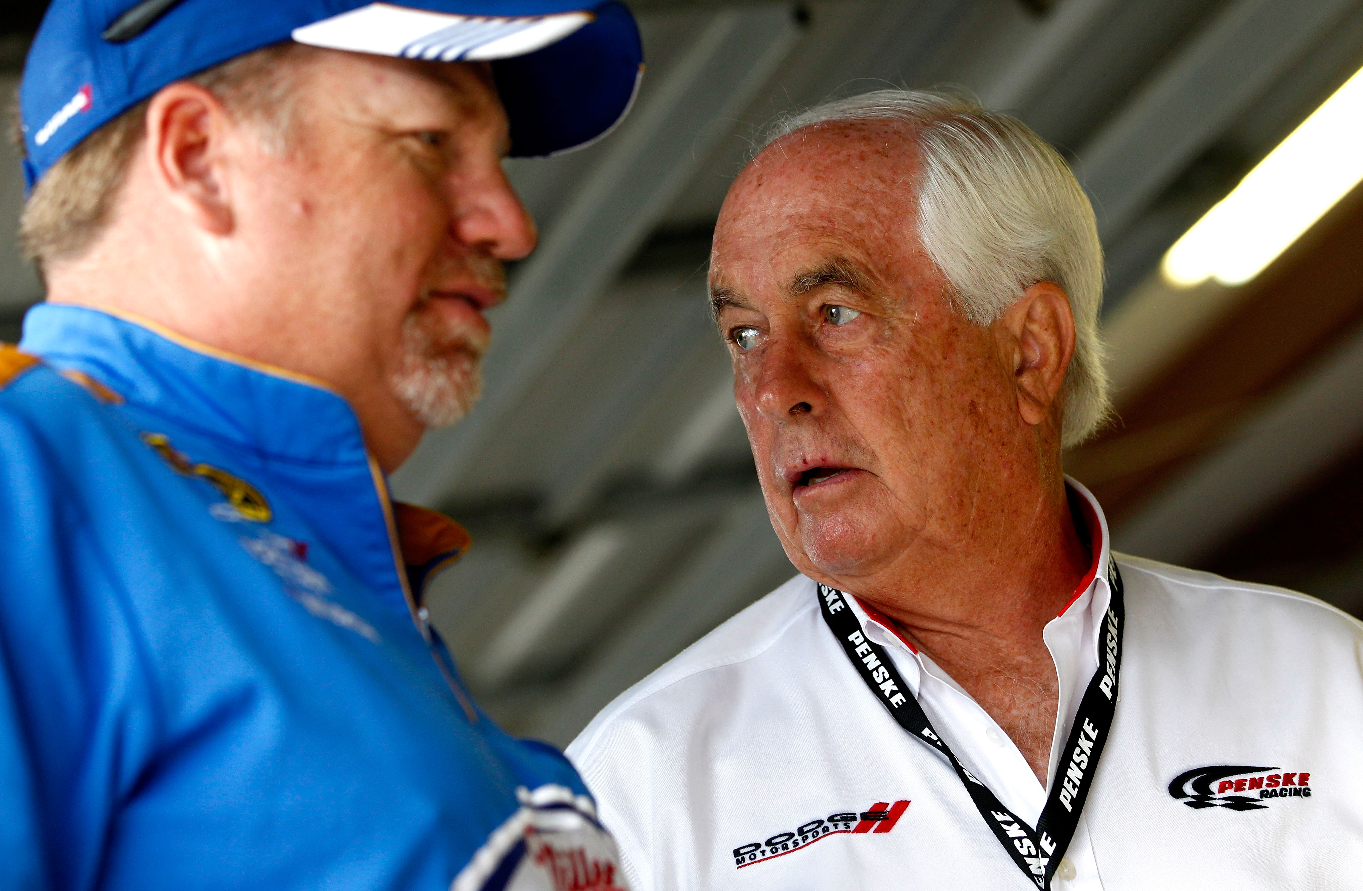 Roger Penske is still chasing his first Sprint Cup Championship. (Getty)
