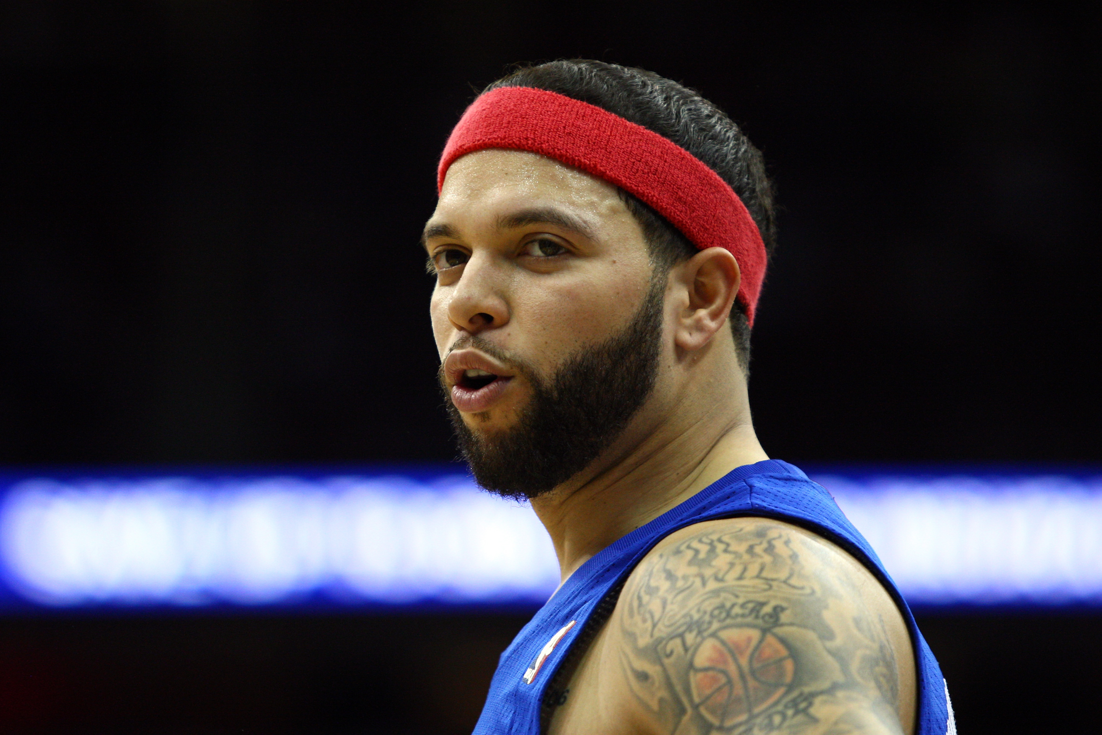 The Nets will pay Deron Williams $25 million more than what the Mavericks could offer. (Getty Images)