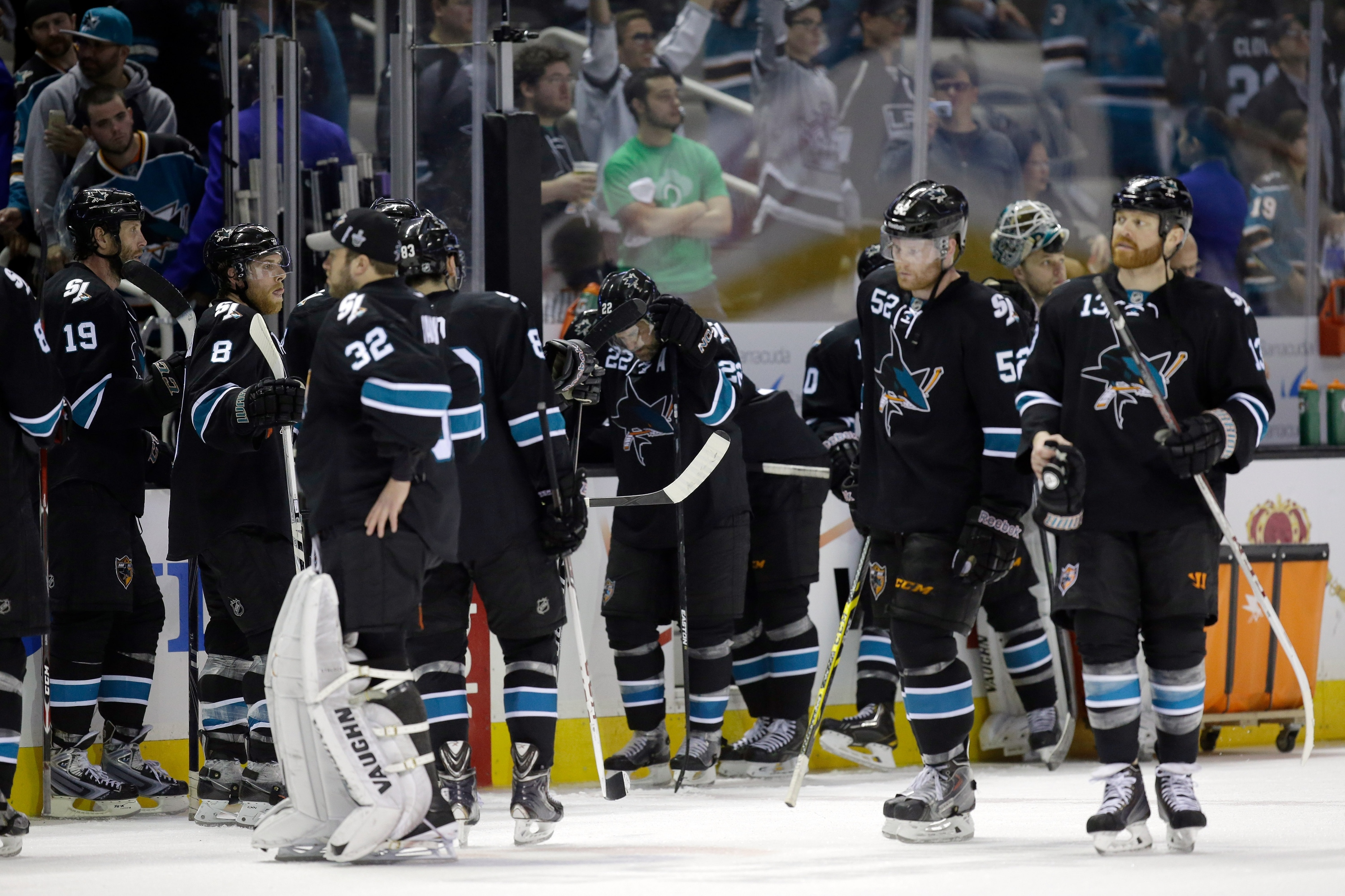 Turmoil In San Jose, But Stanley Cup Goal Remains The Same For Sharks Young & Old Alike