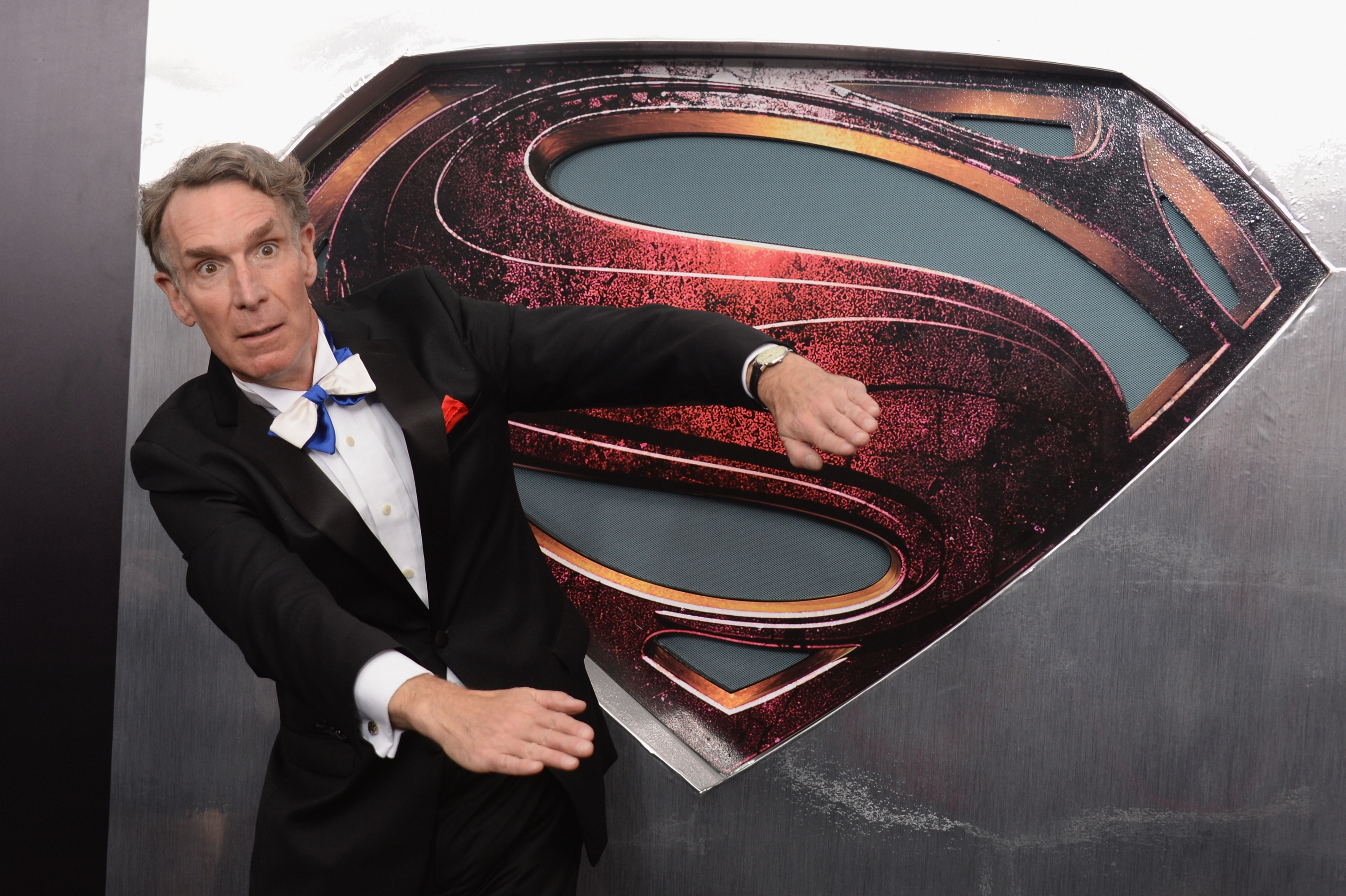 Bill Nye's Secret 'Dancing With the Stars' Mission