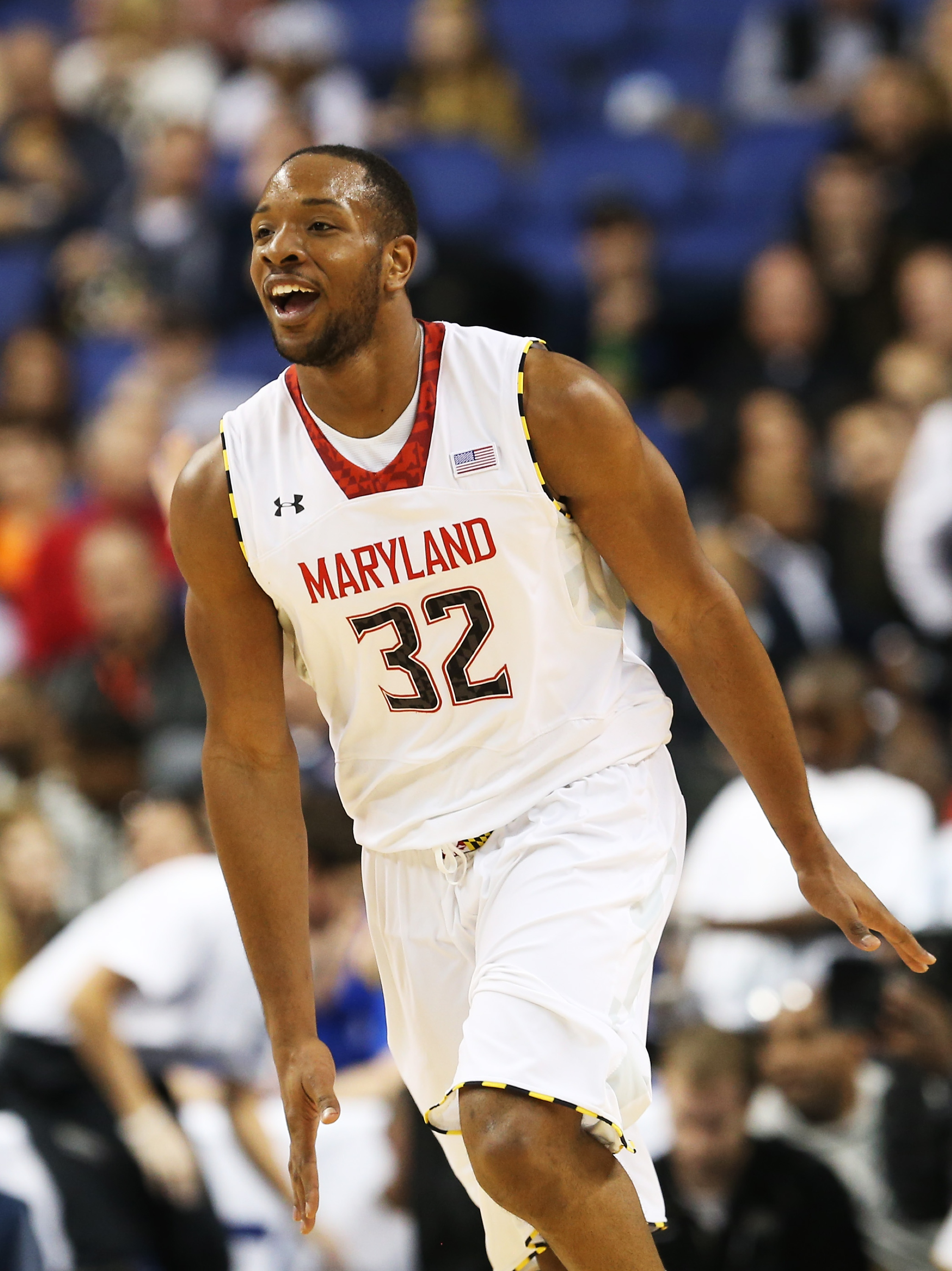 Dez Wells played for Maryland last season after he was expelled by Xavier. (USA Today Sports)