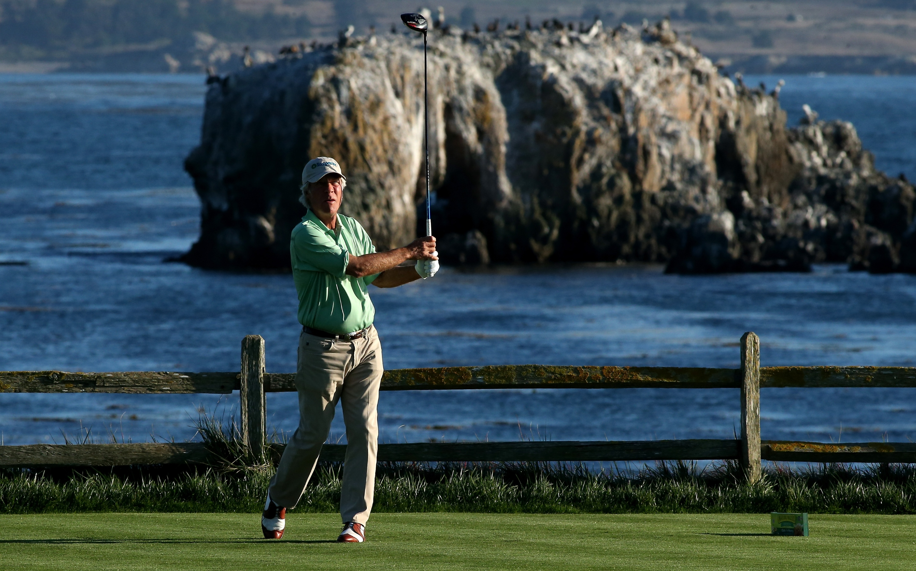 Nature Valley First Tee Open at Pebble Beach - Round One