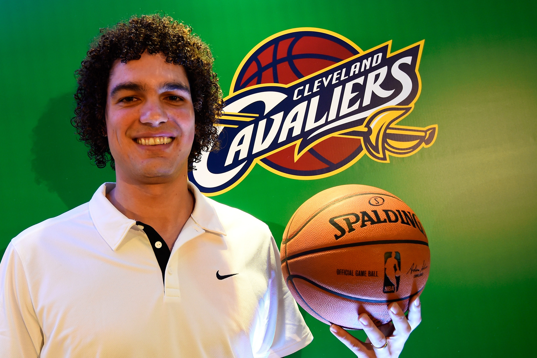 NBA Global Games Rio 2014 Miami Heat v Cleveland Cavaliers - Press Conference