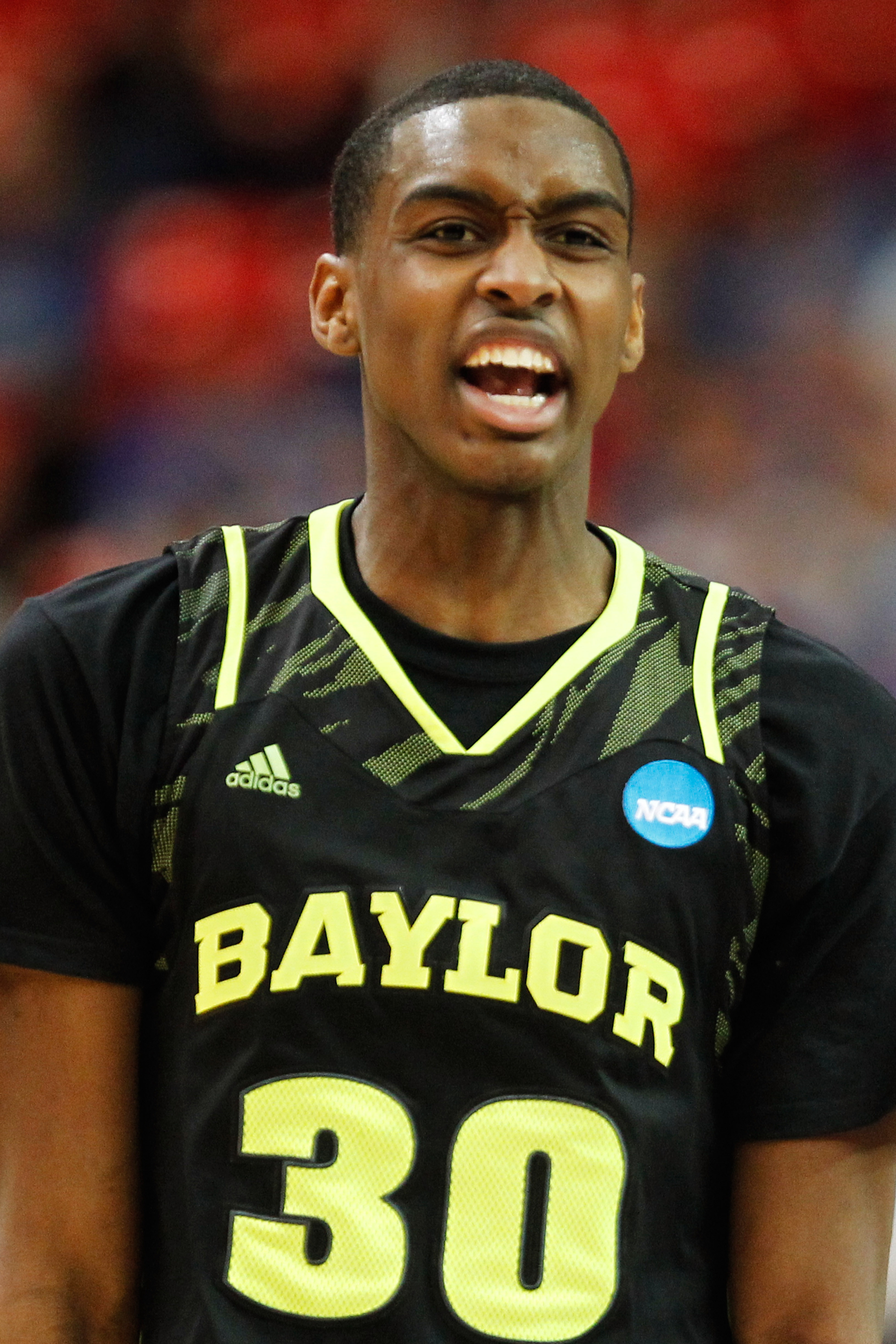 Baylor forward Quincy Miller was the Big 12's co-Freshman of the Year. (Getty Images)