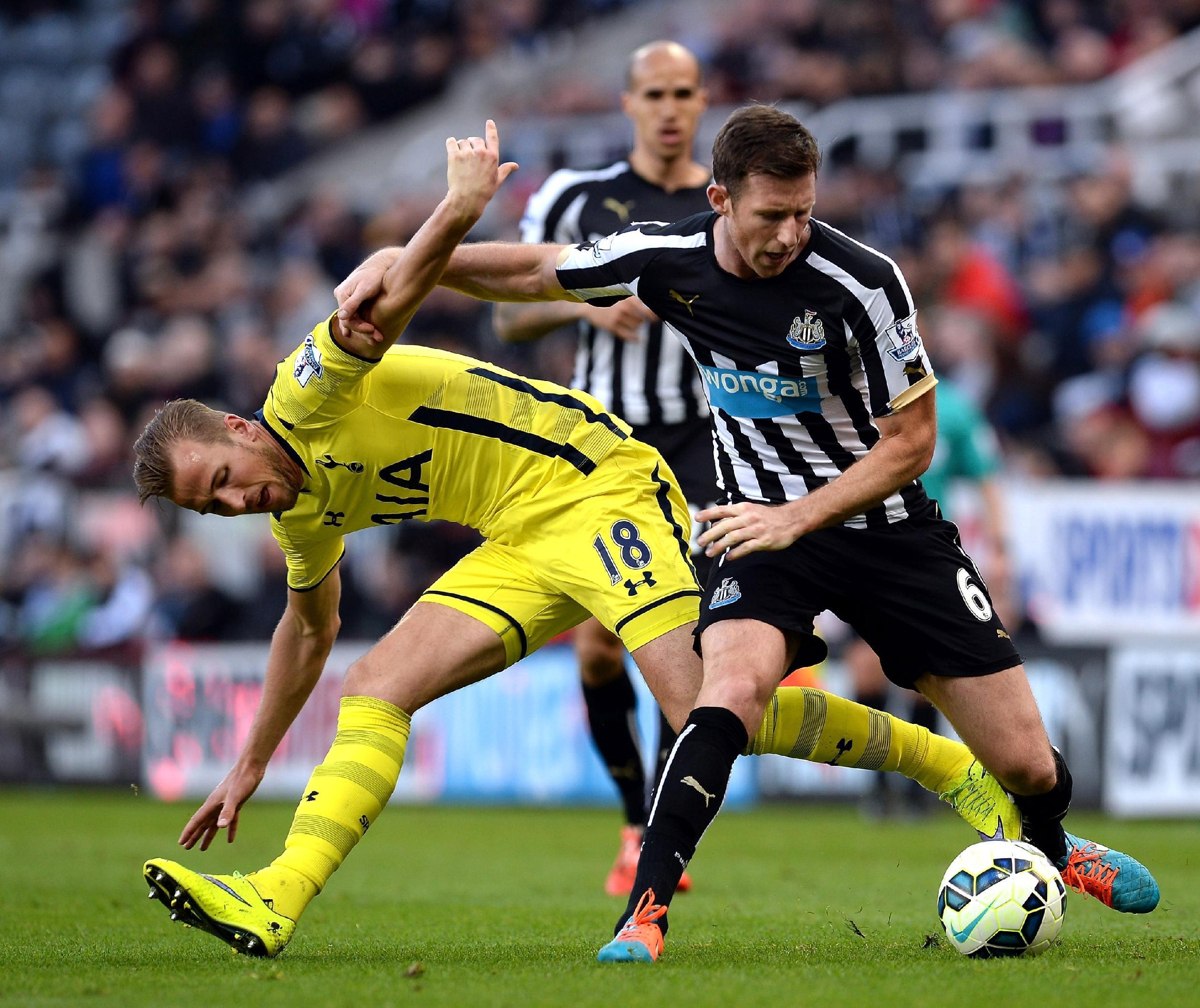 Christian Eriksen In Tottenham Hotspur V Newcastle United: Photo Gallery