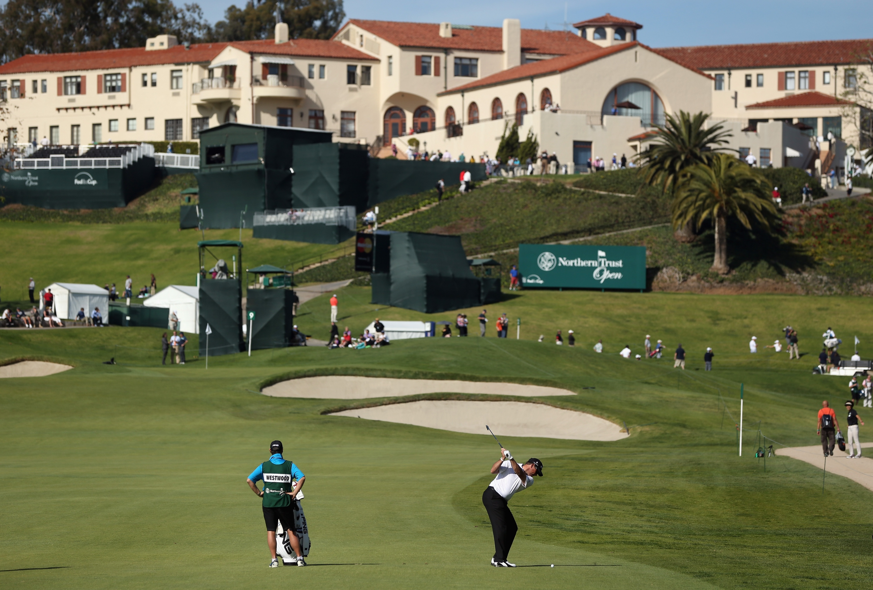 Northern Trust Open - Preview Day 3