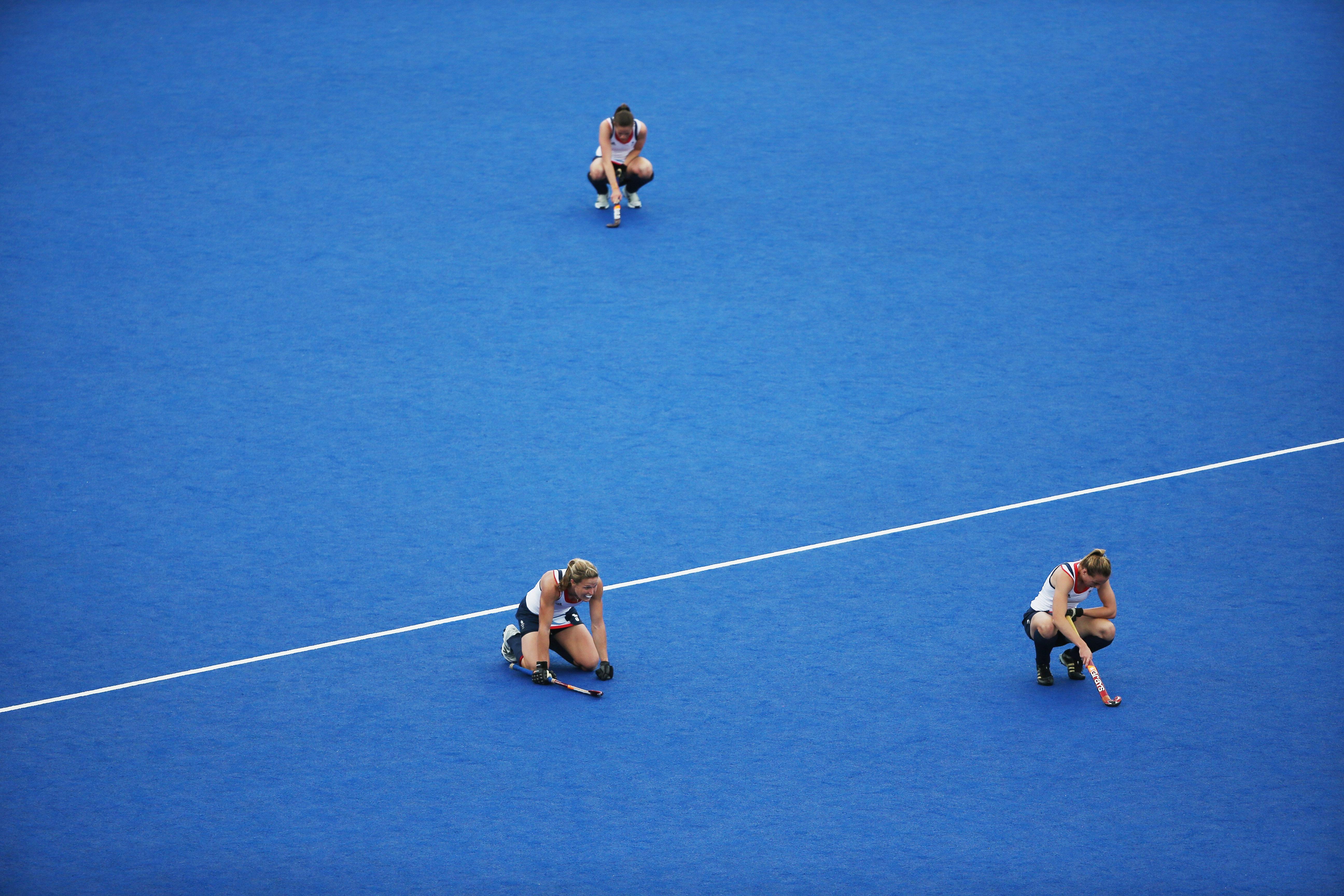 Olympics Day 8 - Hockey