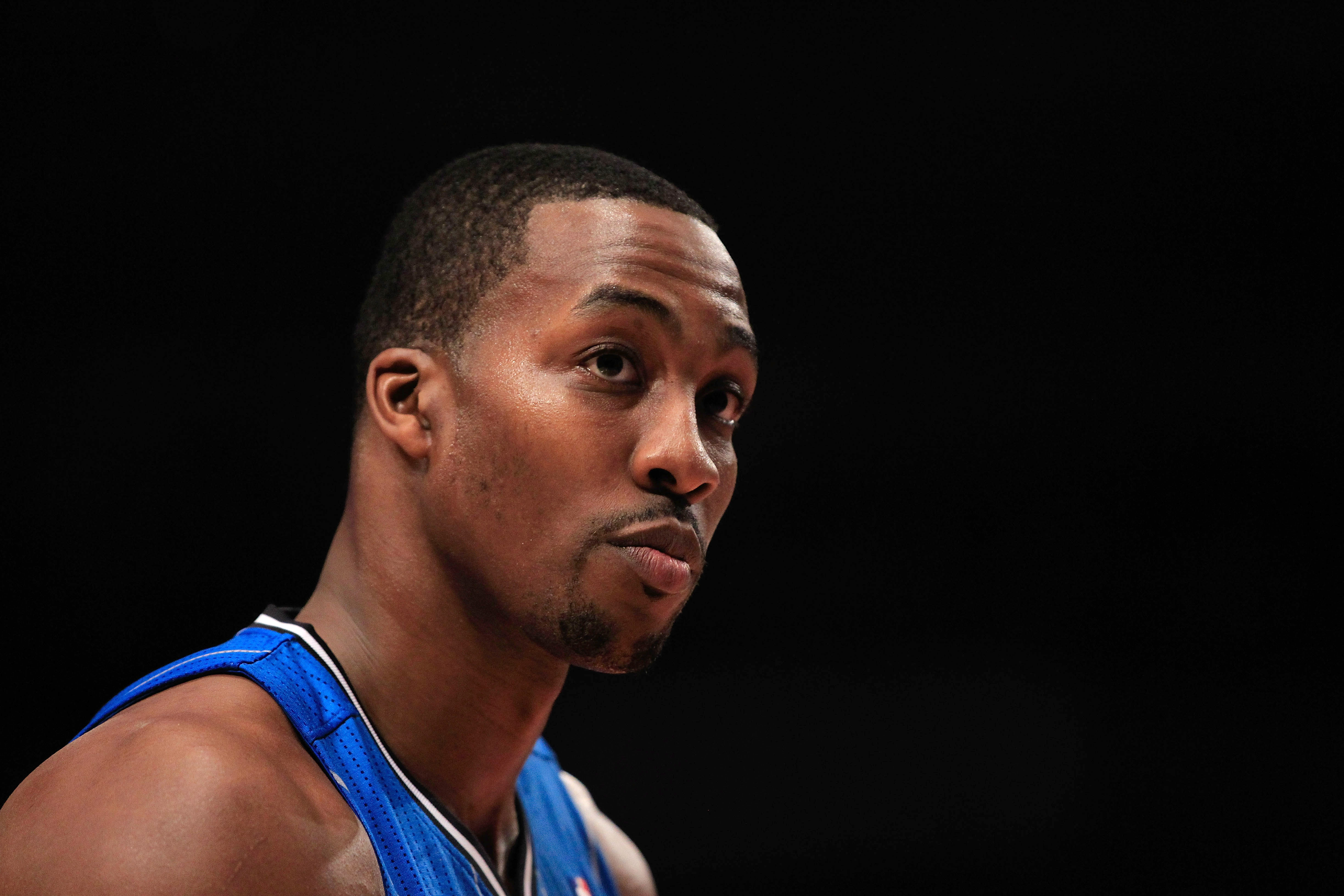 Dwight Howard says he's told the Magic several times he still wants a trade. (Getty Images)