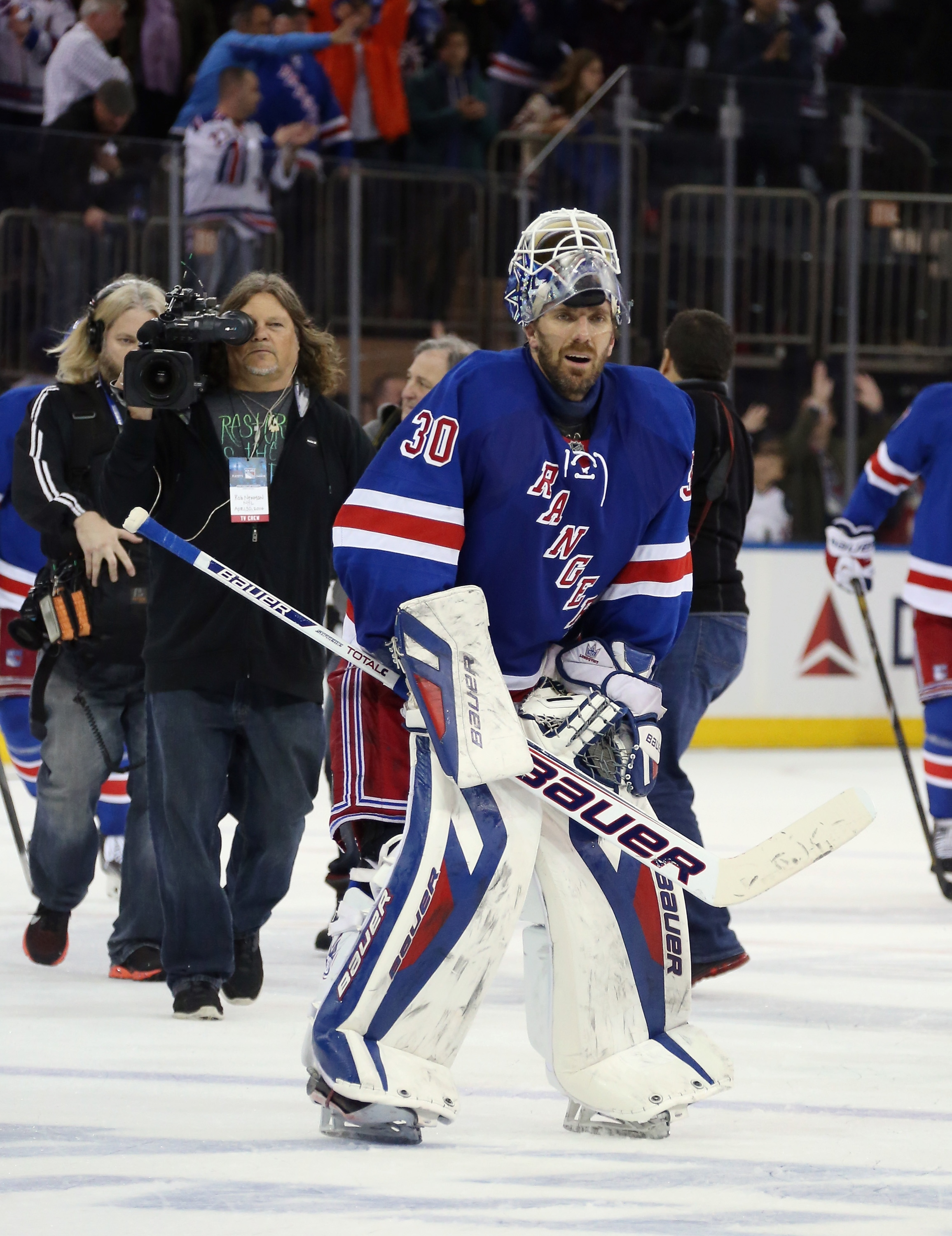 New York Lives The Limit: Henrik Lundqvist Leads Rangers To Another Game 7 Victory