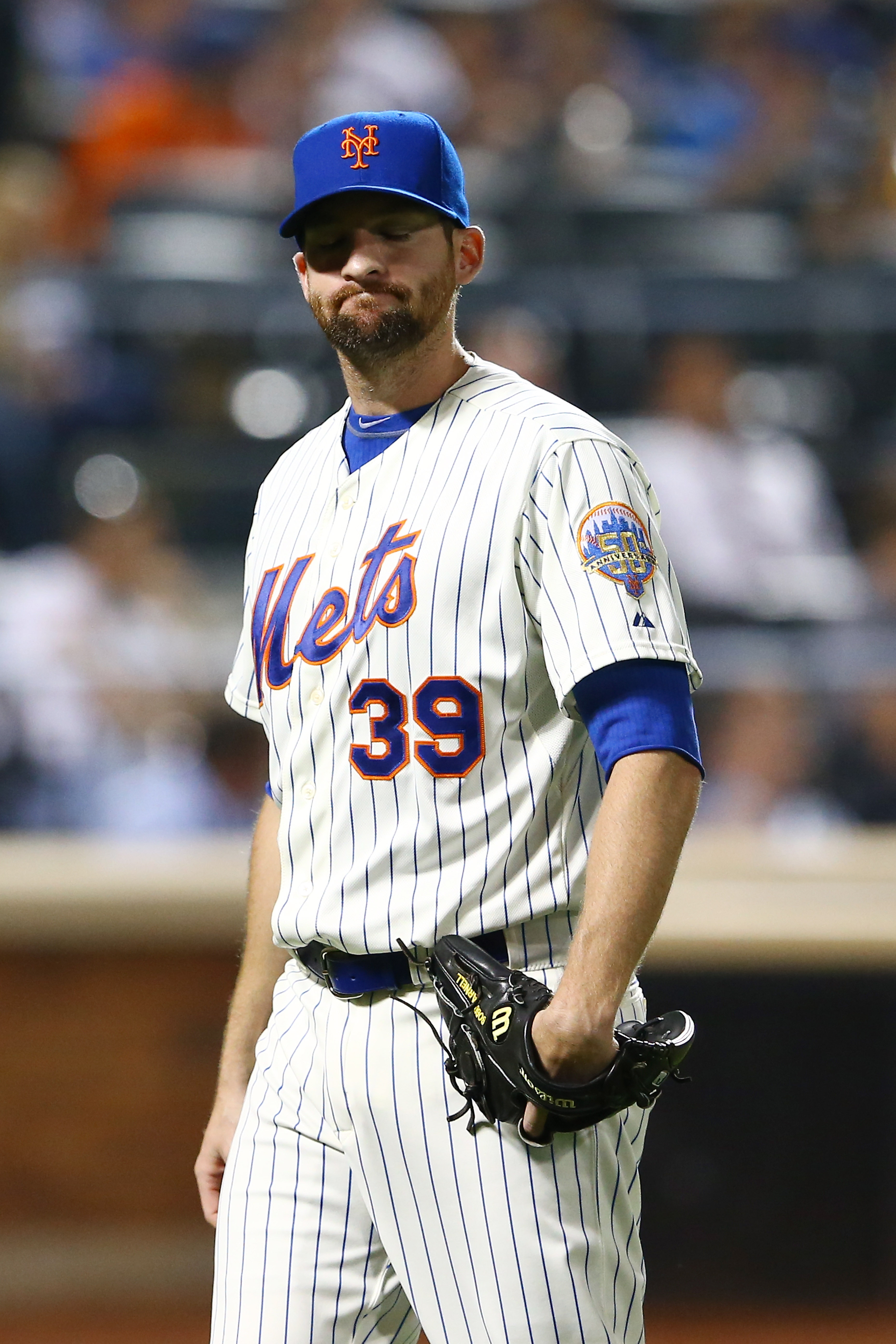 Bobby Parnell is better prepared for the closer role this time around. (Getty)