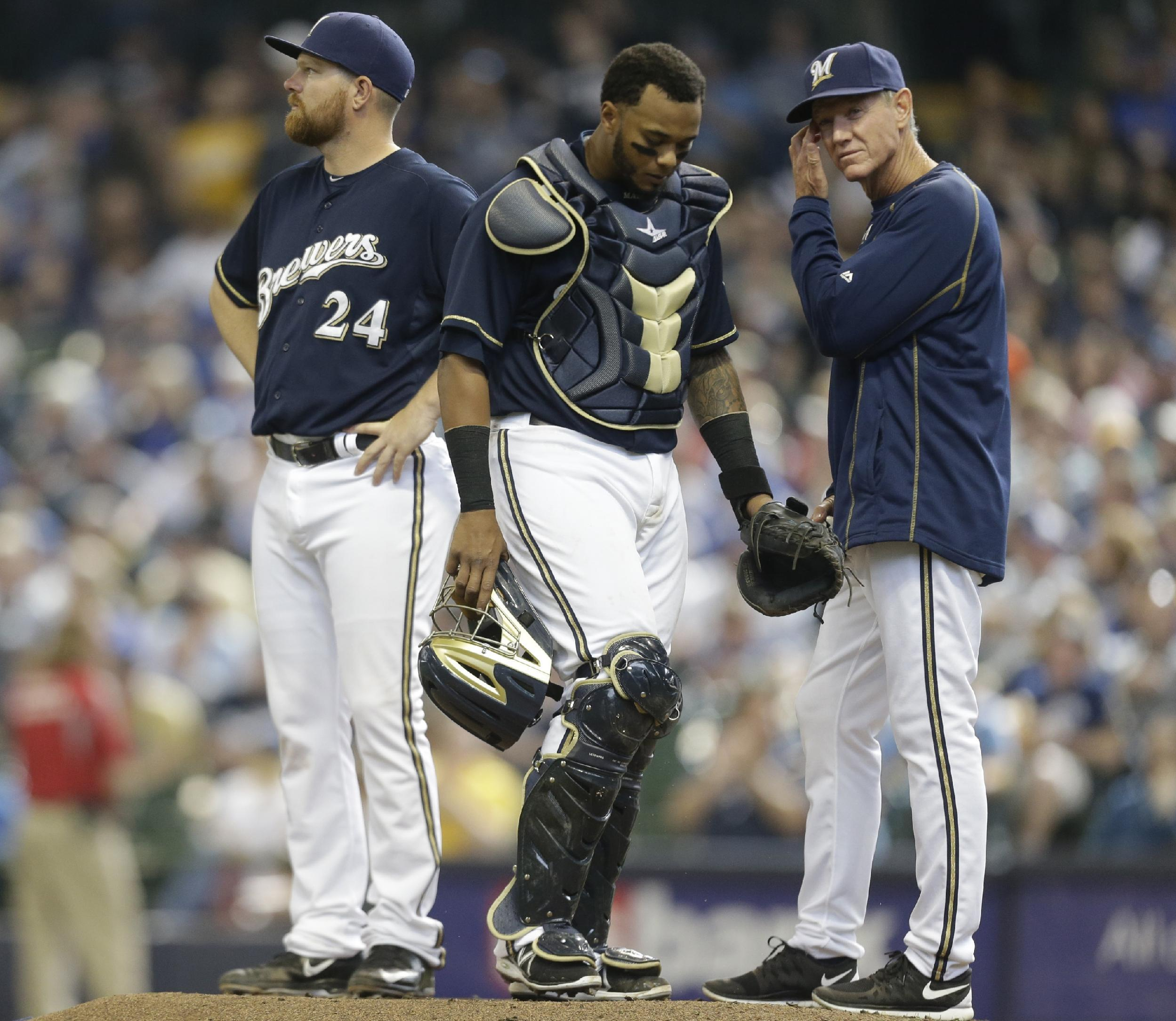 Milwaukee Brewers V Pittsburgh Pirates: Photo Gallery