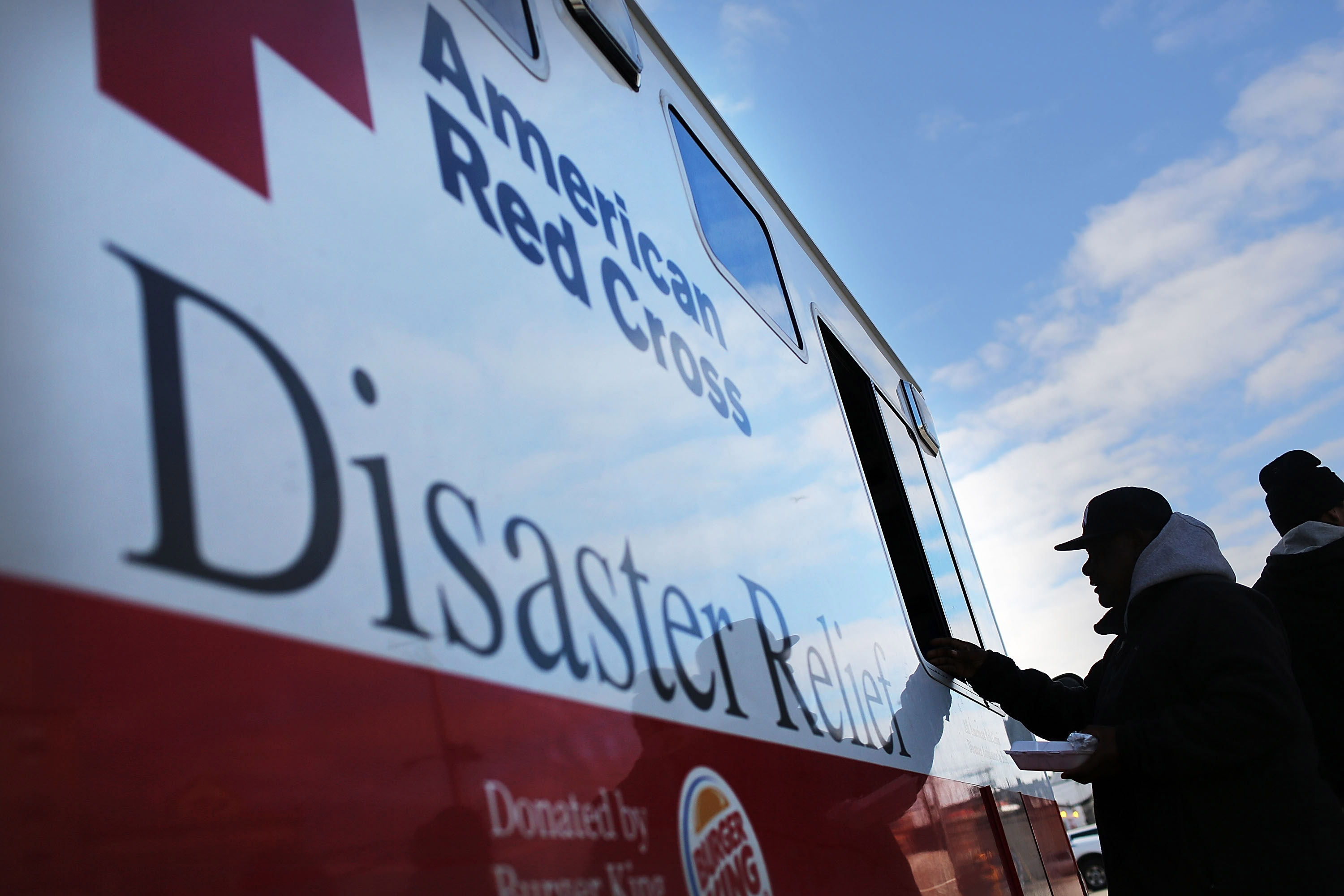 Report: Red Cross was totally unprepared for Sandy relief