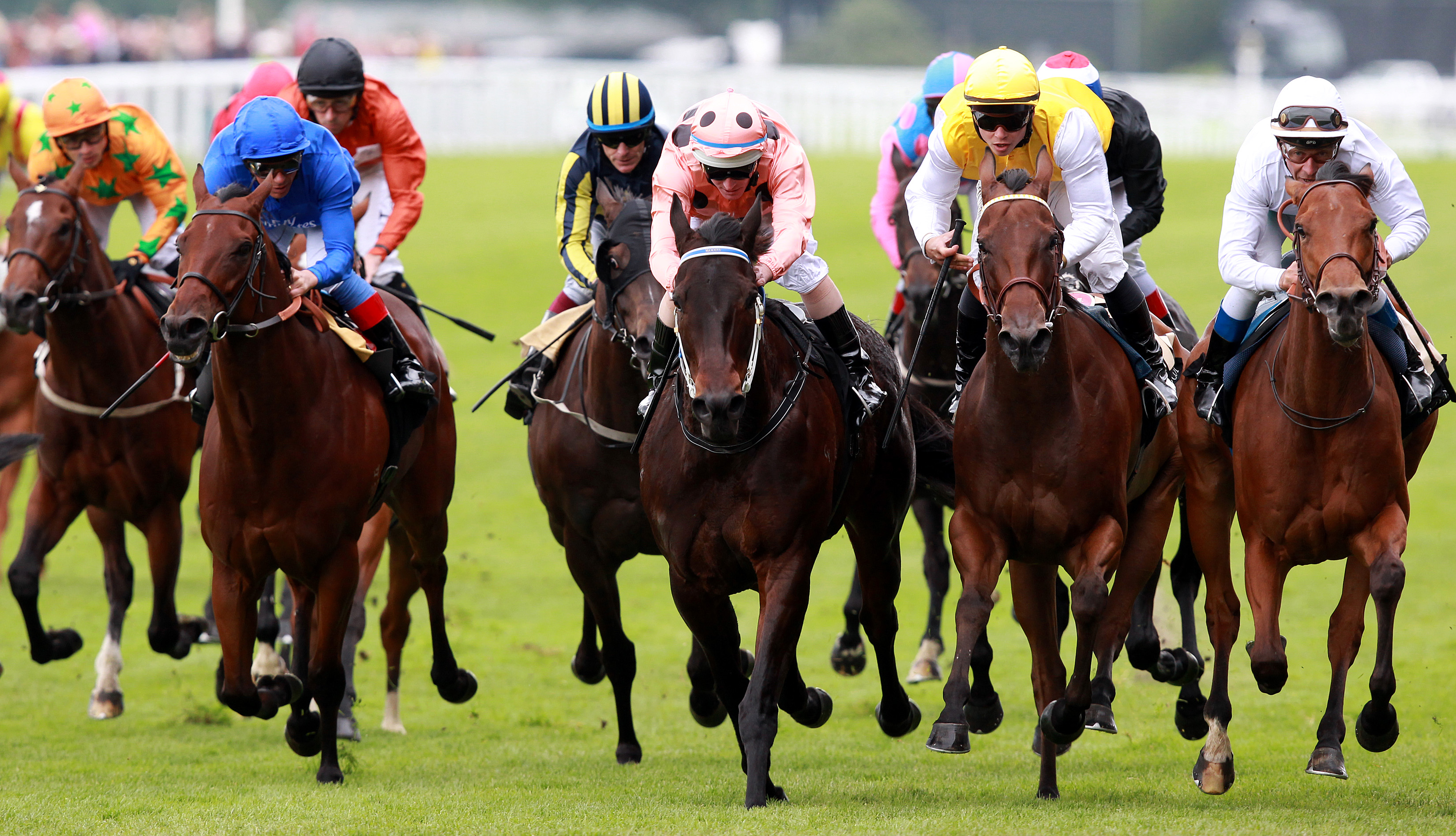 ... Royal Ascot for British return from doping ban - Horse Racing news