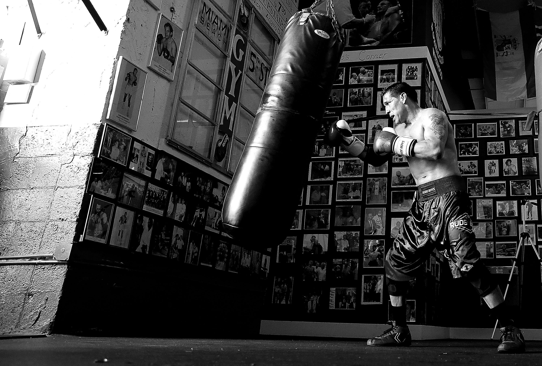 Sergio Martinez Open Workout