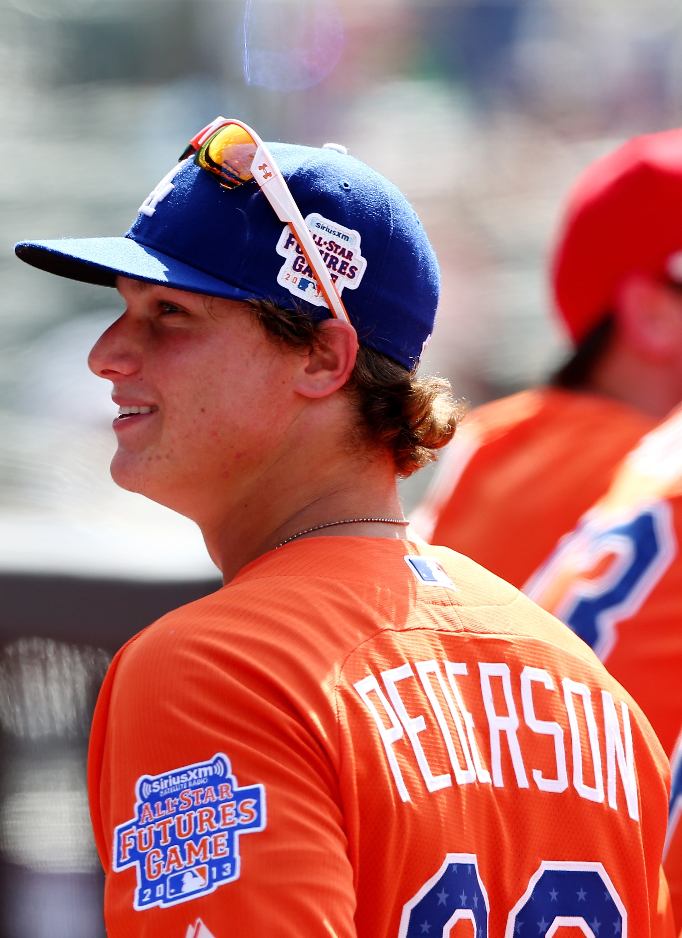 Joc Pederson is a well regarded prospect in the Dodgers system. (Getty Images)