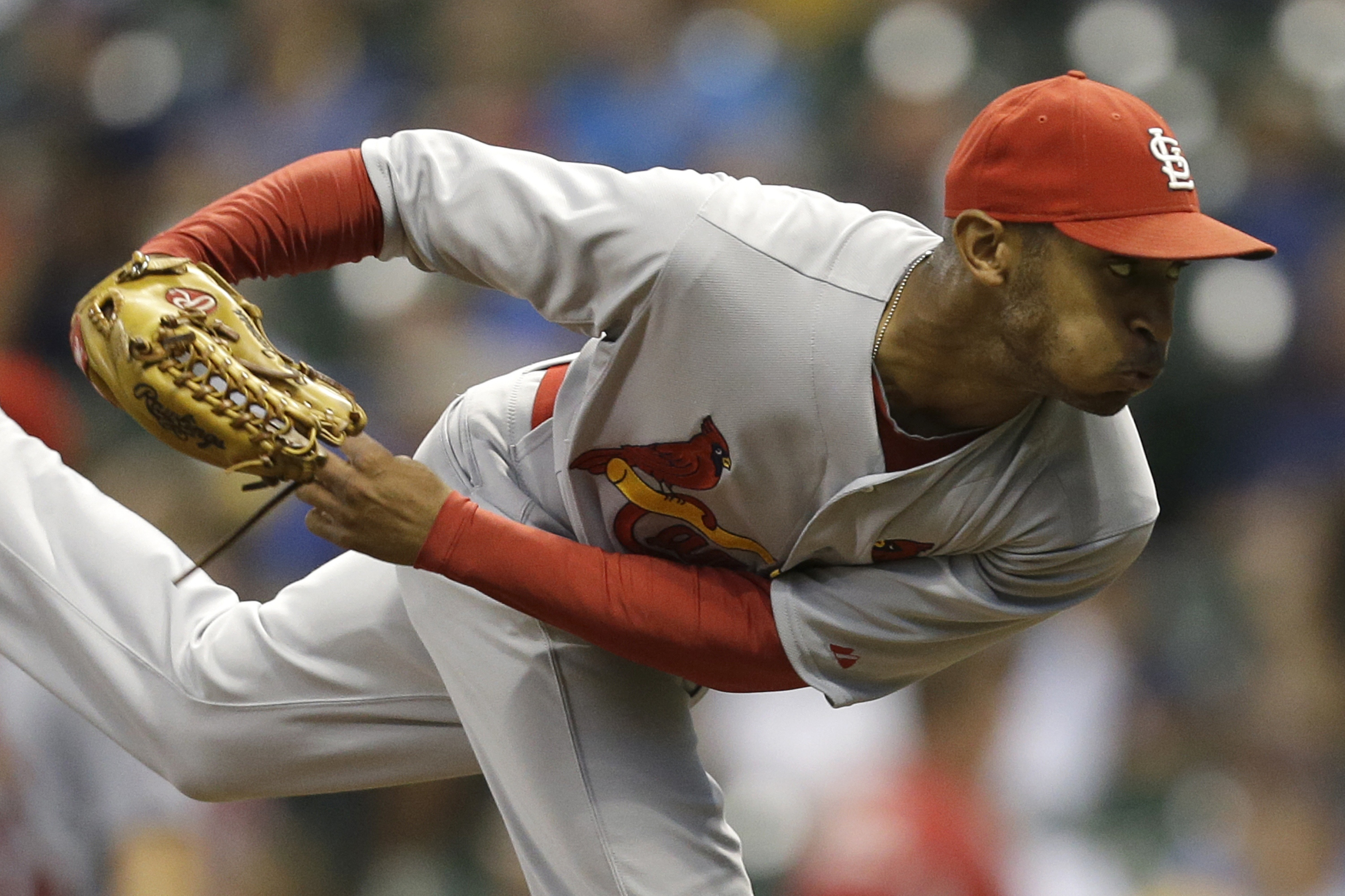 St. Louis Cardinals v Milwaukee Brewers
