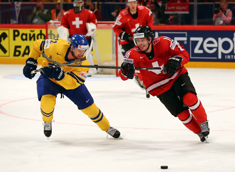 Switzerland v Sweden - 2013 IIHF Ice Hockey World Championship Final