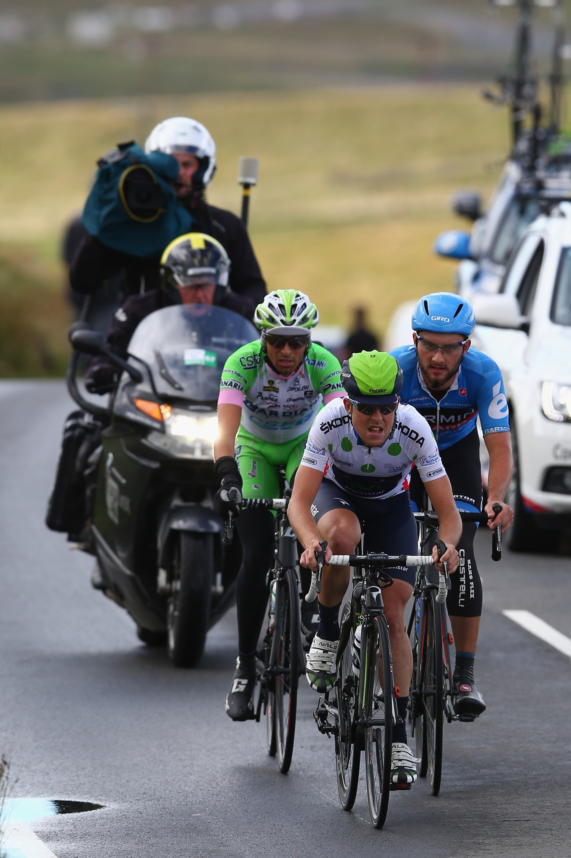 Tour Of Britain - Stage Five