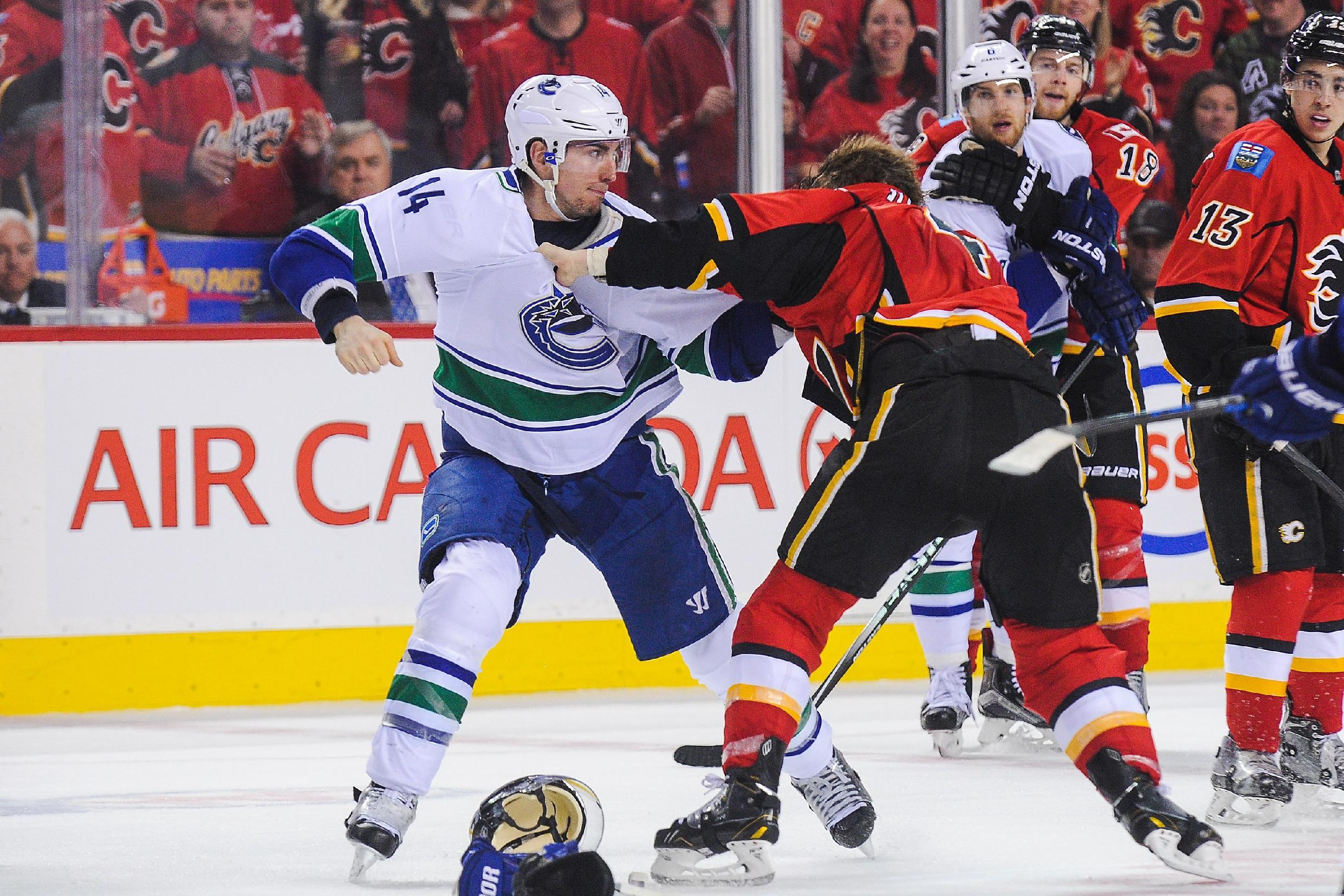 Not Yet A Must-win, But It's Close For Canucks Minus Burrows