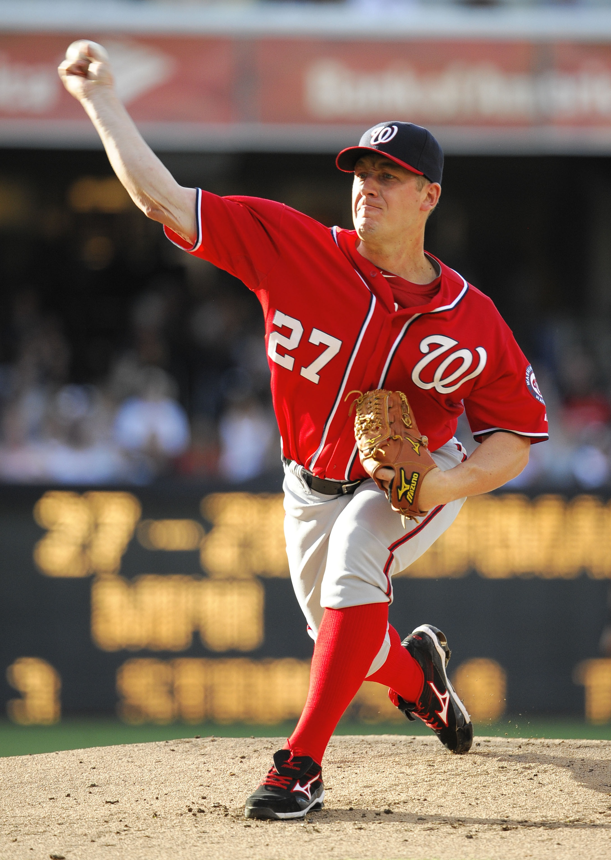 Fantasy owners need to explore what they can get for Jordan Zimmermann in trade. (Getty)