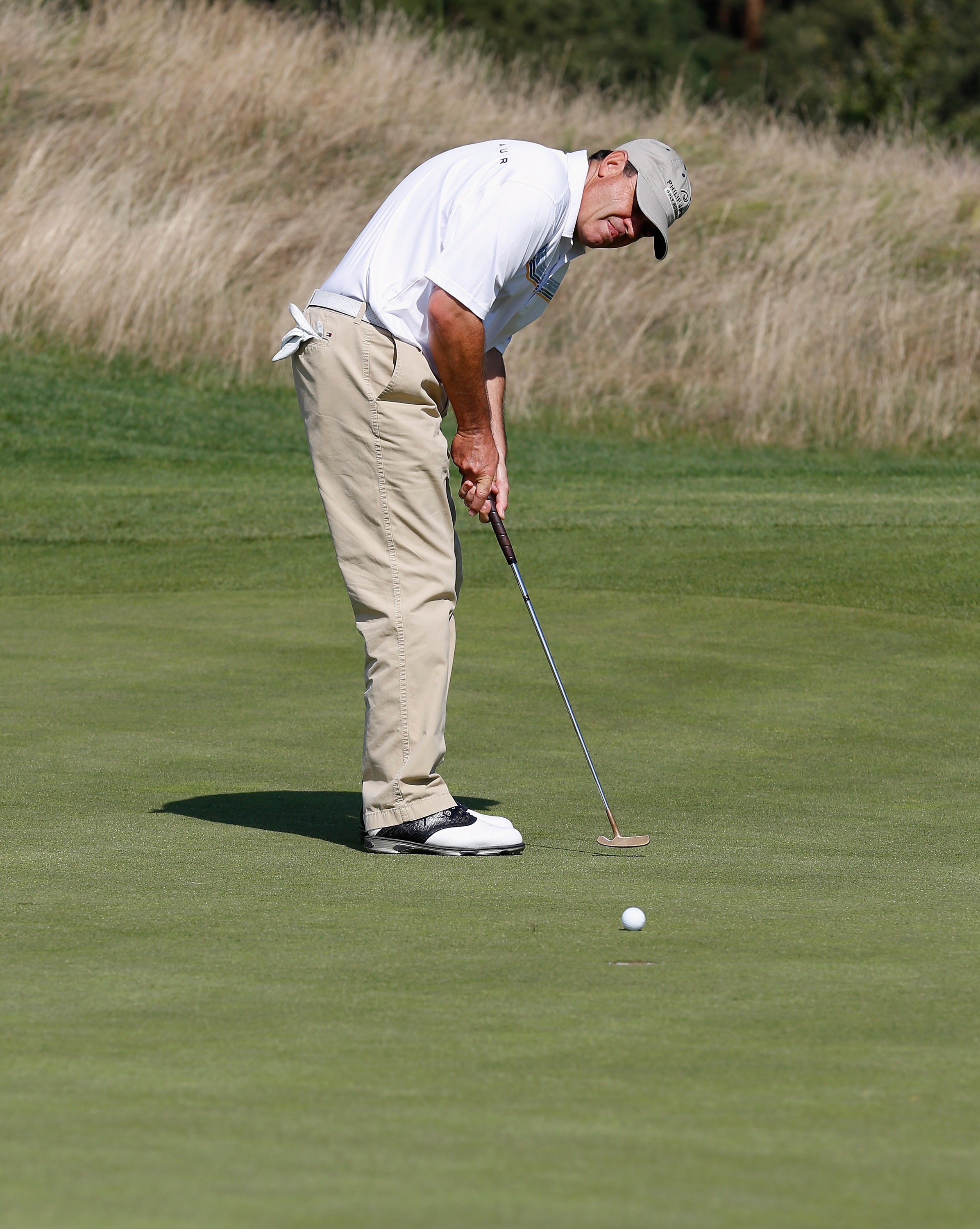 WINSTONgolf Senior Open - Day Two