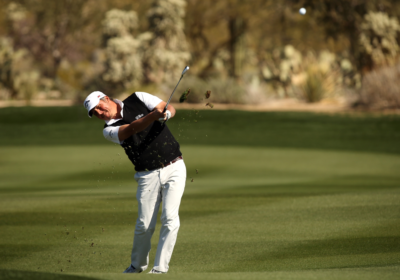 World Golf Championships-Accenture Match Play Championship - Round Three