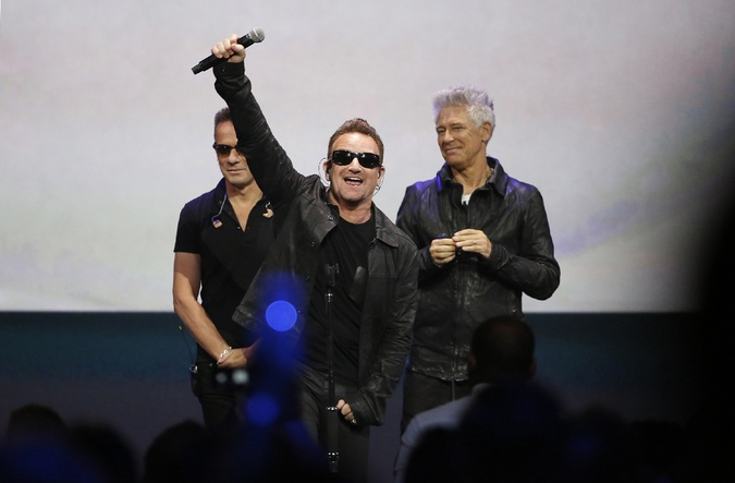 Apple and U2 Aren't Done Annoying You