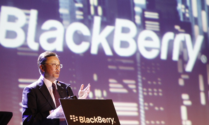 BlackBerry Is the Only Phone Secure Enough for German Officials