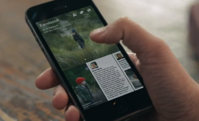 Facebook's Paper App Gets New Legs to Stand On Its Own