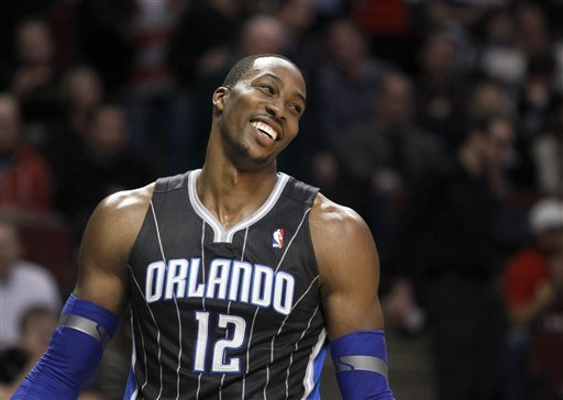 Dwight Howard has listed only one team as his desired trade destination: the Brooklyn Nets. (AP)