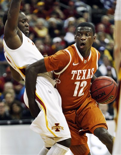 Myck Kabongo averaged 9.6 points and 5.2 assists last season for the Longhorns. (AP)