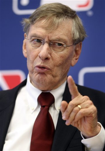 An influx of TV money has changed Bud Selig's stance on MLB's blackout policy. (AP)