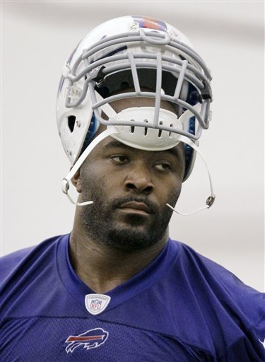 Mario Williams joins the Bills after six seasons with the Texans. (AP)