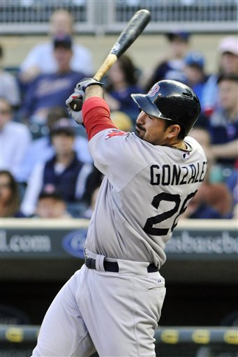 Adrian Gonzalez could be a marketing boon for the Dodgers. (AP)