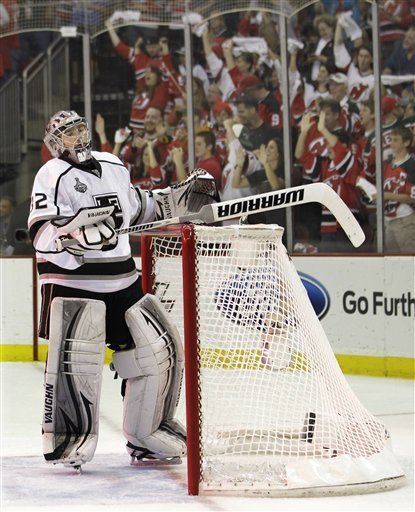The Kings have two consecutive games for the first time in the 2012 playoffs. (AP)