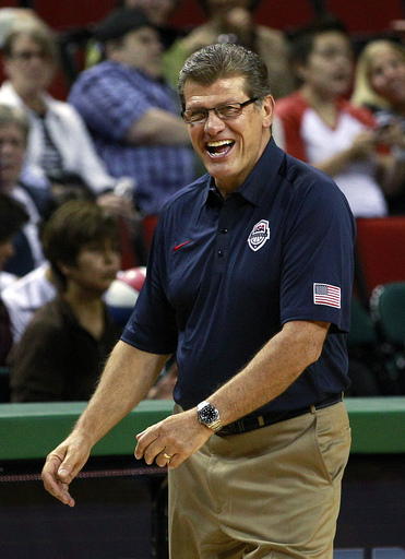 Auriemma sued; woman says she spurned advance