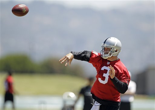 Raiders wrap up offseason program