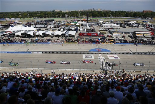 Officiating sideshow overshadows IndyCar momentum