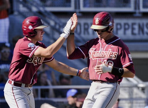 Arizona moves to CWS finals with 10-3 win over FSU