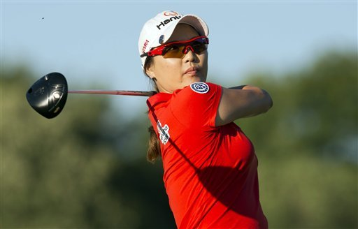 Inbee Park tops LPGA Tour leaderboard