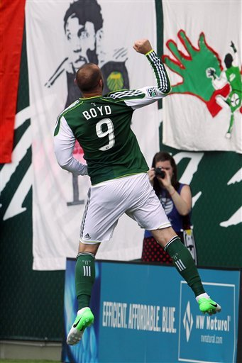 Timbers edge archrival Sounders 2-1