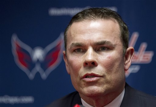New Capitals coach Oates wants to keep same style