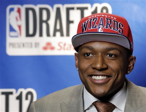 Wizards select Beal with No. 3 pick in NBA draft