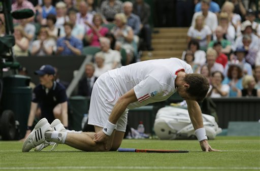 Murray looks to LeBron for Wimbledon inspiration