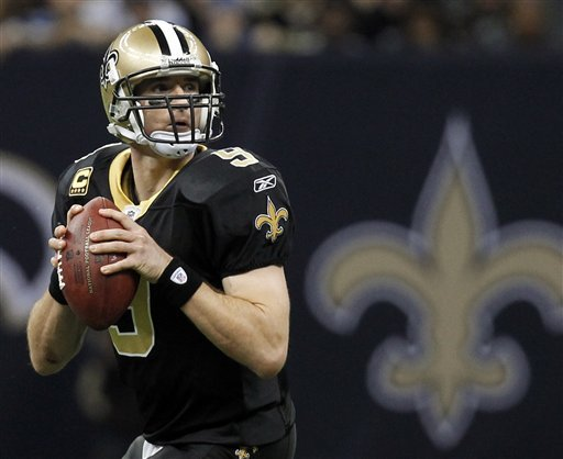 AP Source: Drew Brees agrees to $100 million deal